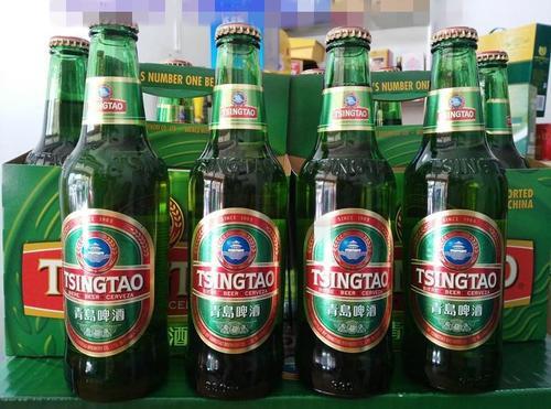 """Пиво """"Tsingtao"""", 0.33 л"""